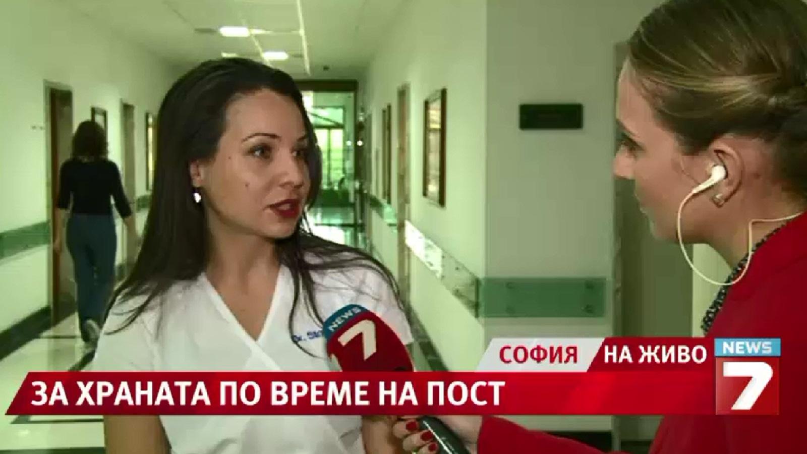 ТВ7 – За храната по време на коледните пости – 14.11.2014 г.