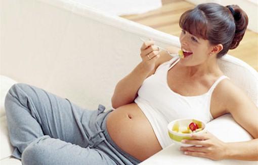 Хранене по време на бременност - част 1-ва